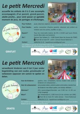 Flyer Petit Mercredi pour site