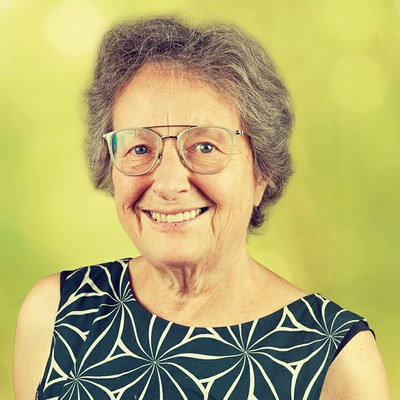 Claire Obolensky portrait