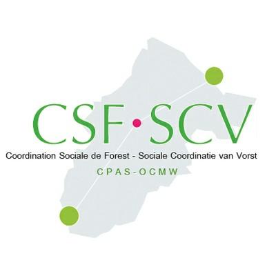 Logo van de Sociale Coordinatie van vorst